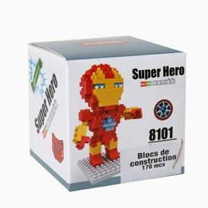 Other - NWT Marvel's Ironman Micro Building Blocks Set
